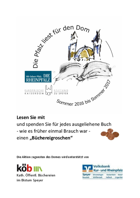 Nachrichten Und Aktuelles Europaische Stiftung Kaiserdom Zu Speyer